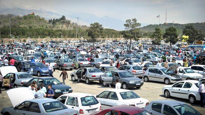 اعلام قیمتها اتحادیه نمایشگاه ها فروشندگان خودرو