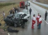 آمر مرگ و میر تصادفات جاده ای آمار مصدومان تصادفات جاده ای