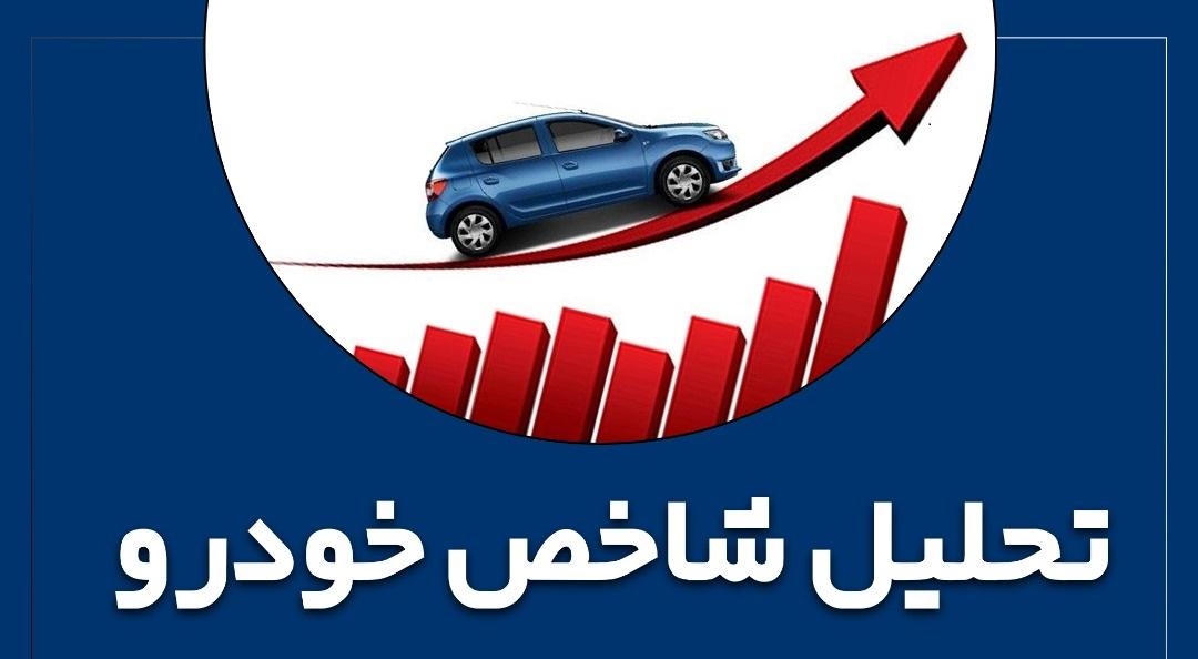 شاخص خودرویی شاخص خودرو بازار سرمایه
