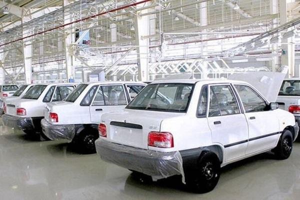 قیمت خودروهای سایپا22 مهر
