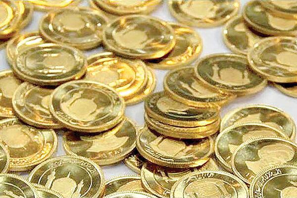 قیمت سکه در بازار 14 مهر 99