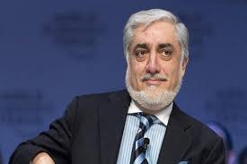 (توئیت عبدالله عبدالله درباره سفرش به تهران