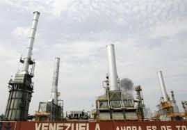 تولید بنزین ونزوئلا