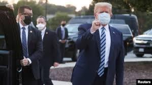 ابتلای ترامپ به کرونا