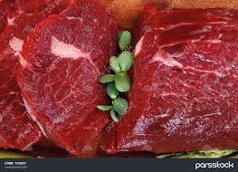 (فروش گوشت گوساله ۱۲۰تا ۱۴۰ هزار تومان می باشد و بالاتر از این قیمت گرانفروشی است