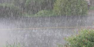 بارش باران شدید