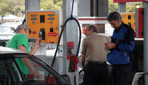 گرانی بنزین در آبان 98