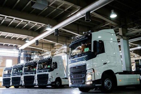 کامیون های وارداتی دست دوم