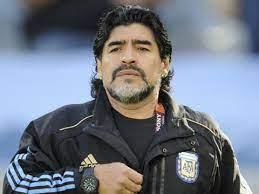 علت مرگ مارادونا