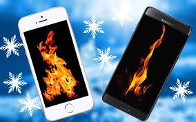 داغ کردن گوشی موبایل