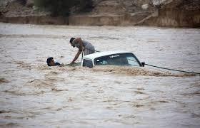 وقوع سیلاب