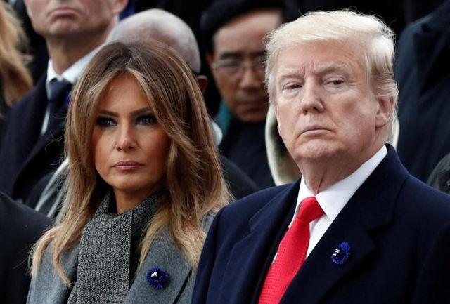 دونالد ترامپ ترک کاخ سفید