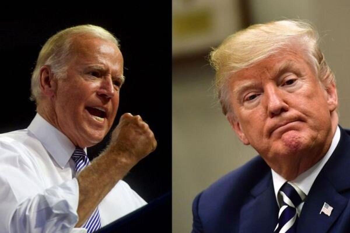 نامه دونالد ترامپ به جو بایدن