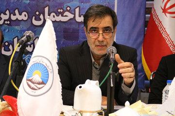 تخلفات محمد رضایی مدیرعامل بیمه ایران