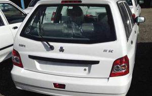 قیمت خودروهای سایپا ۱۴ دی ۹۹ / پراید ۱۱۱ به ۱۱۸ میلیون رسید