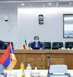 رئیسکل بانک مرکزی با وزیر اقتصاد ارمنستان دیدار کرد