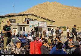 خروج مهاجران افغانستانی از ایران