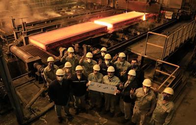 تولید تختال 300میلی متر