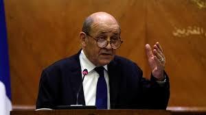 ادعای دوباره وزیر خارجه فرانسه درباره برنامه هستهای ایران