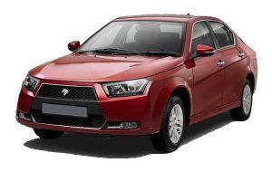 قیمت خودروهای ایران خودرو امروز دوشنبه ۲۷ بهمن ۹۹