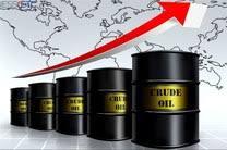 قیمت نفت به ۶۳.۵ دلار رسید