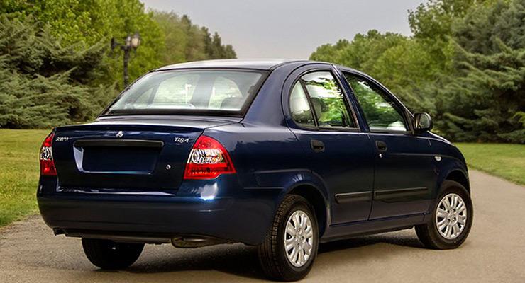 قیمت خودروهای سایپا 5 فروردین 1400