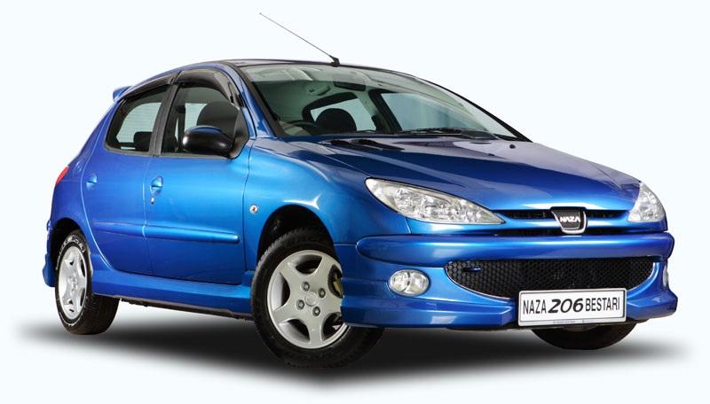 قیمت خودروهای ایران خودرو امروز چهارشنبه 8 اردیبهشت 1400