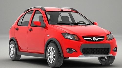قیمت خودروهای سایپا امروز چهارشنبه 25 فروردین 1400