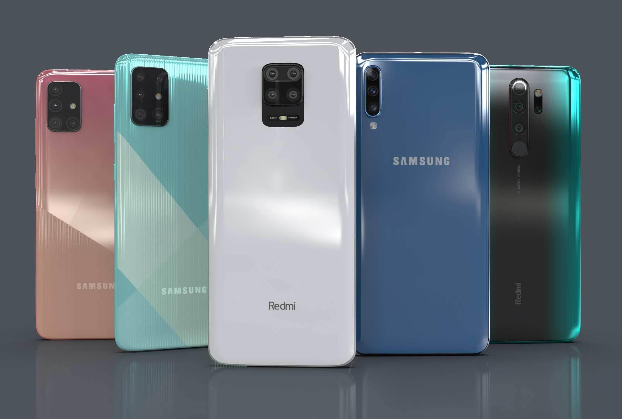 قیمت انواع گوشی موبایل امروز جمعه 20 فروردین 1400
