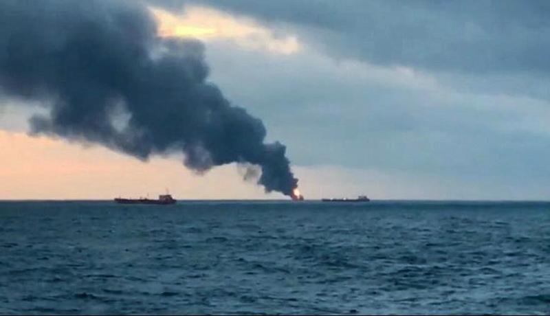 علت سانحه کشتی ایرانی ساویز / مجروحان کشتی ایرانی ساویز