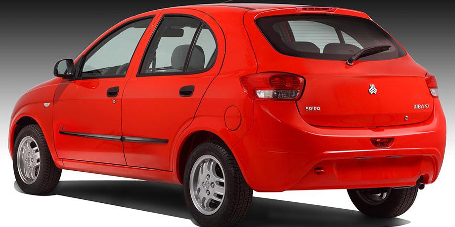 قیمت خودروهای سایپا امروز دوشنبه 16 فروردین 1400