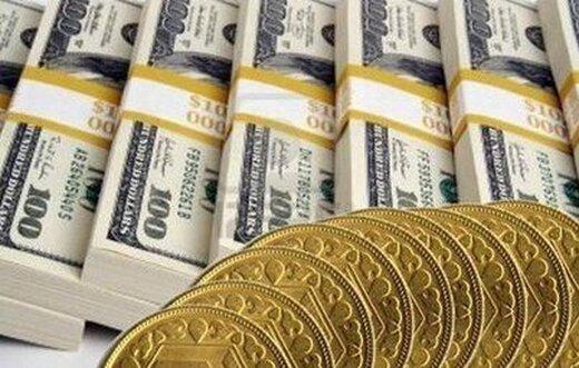 قیمت سکه ، قیمت طلا و قیمت دلار امروز یکشنبه 29 فروردین 1400