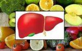 پاکسازی کبد به کمک مصرف میوه و سبزیجات