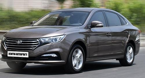 قیمت خودروهای گروه بهمن امروز شنبه 14 فروردین 1400