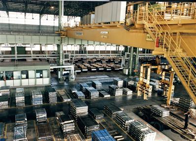 بازده كیفی محصولات شركت فولاد مباركه