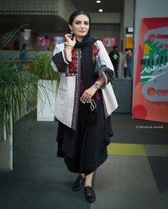 تصاویر لیندا کیانی در جشنواره جهانی فیلم فجر (1)