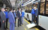 ایران خودرو دیزل در تولید و داخلی سازی خودروهای کار پیشتاز است