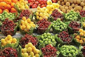 میوه های نوبرانه