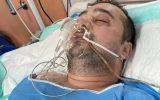 آخرین وضعیت سپند امیر سلیمانی + تصویر