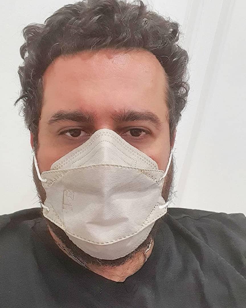 آخرین وضعیت محسن کیایی بعد از ترخیض از بیمارستان