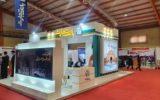 حضور بانک تجارت در نخستین نمایشگاه توانمندسازی و حمایت از شرکتهای منطقه ماهشهر و بندر امام