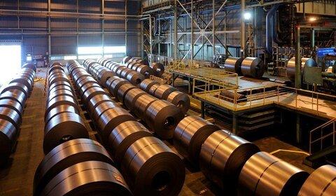 سهم 94 درصدی فولاد مبارکه از تولید ورق گرم