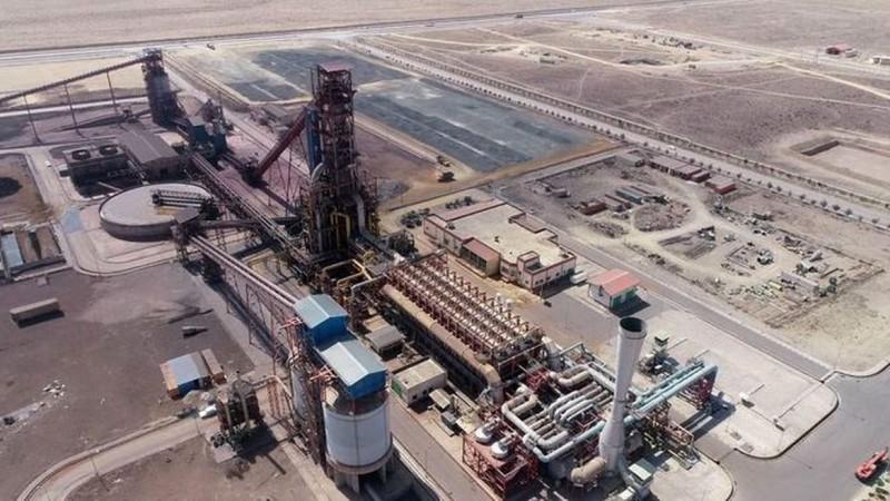 سومین رکورد ماهیانه تولید فولاد سفید دشت