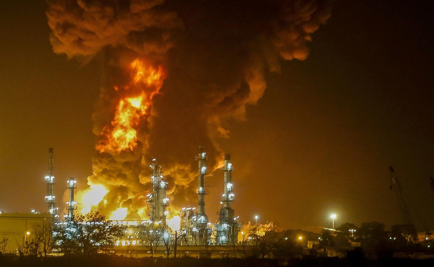 پالایشگاه نفت تهران شفاف سازی