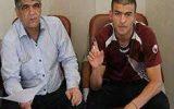 مرگ دلخراش محمد مغانلو مهاجم سابق پرسپولیس