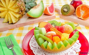میوه بعد از غذا
