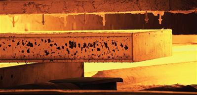 تولید ۸۶ درصد اسلب كشور توسط گروه فولاد مباركه