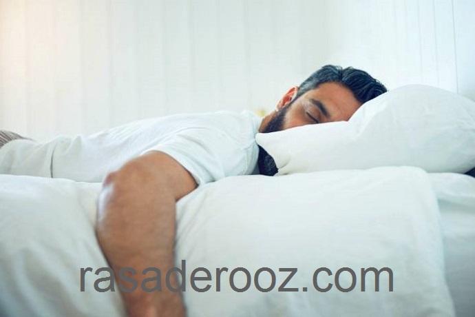 نحوه خوابیدن و شخصیت شما