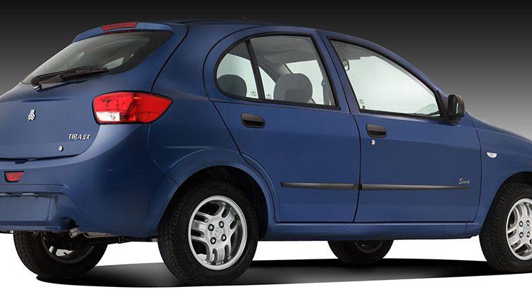 قیمت خودروهای سایپا امروز دوشنبه 14 تیر 1400