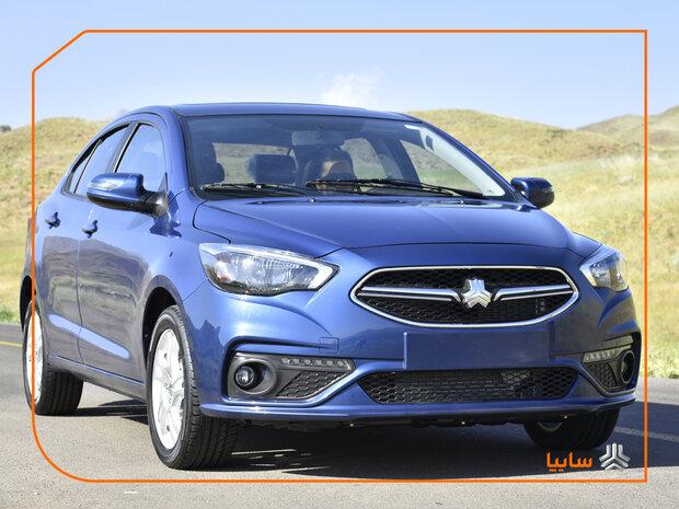 قیمت خودروهای سایپا امروز دوشنبه 21 تیر 1400